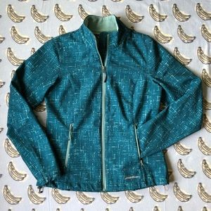 Eddie Bauer softshell jacket size Small